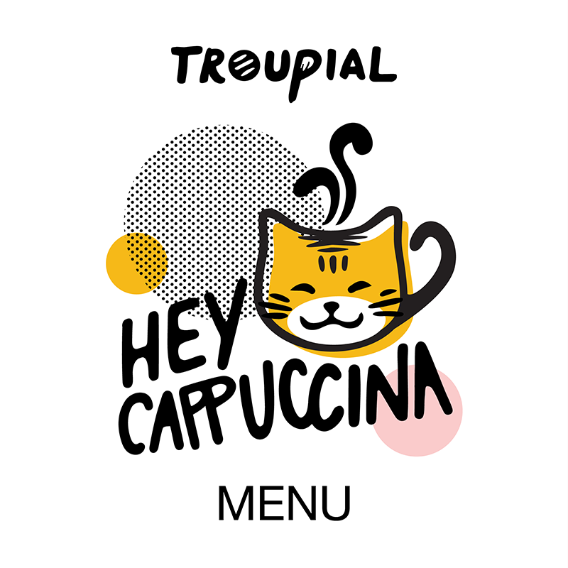 hey capuccina